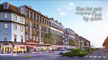 Shophouse Sun Plaza Hạ Long