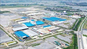 Phê duyệt chính thức khu công nghiệp Sông Lô I tại Vĩnh Phúc