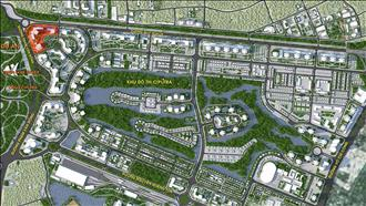 Khu đô thị Ciputra Hà Nội tự hào có công viên nội khu lớn nhất