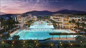Dự án biệt thự SunGroup Hạ Long ra mắt thị trường